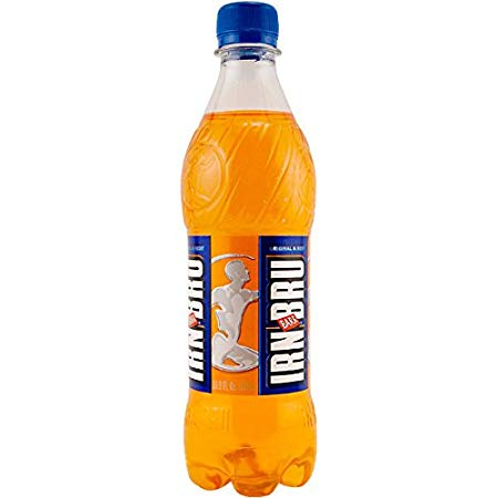 Barr's Irn Bru (PM) 12x500ml [Regular Stock], Barr's, Pop Cans- HP Imports