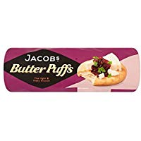Jacob's Butter Puffs Morrisons 12x200g [Regular Stock], Jacob's, Biscuits/Crackers- HP Imports