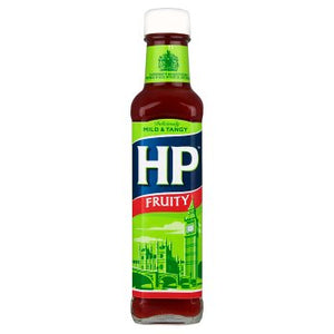 HP Fruity Sauce 12*255ml [Regular Stock], Table Sauces, Heinz, [variant_title],HP Imports British Wholesale Distribution