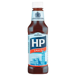 HP The Original Sauce Squeezy 12x425g [Regular Stock], Heinz, Table Sauces- HP Imports