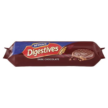 McVitie's Digestives Dark Chocolate 12x433g [Pre-Order Stock] {BEST BEFORE DATE: 2020-04-18}, Mcvitie's, Biscuits/Crackers- HP Imports