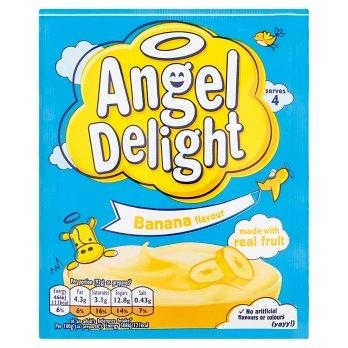Angel Delight Banana  21*59gm [Pre-Order Stock], Desserts, HP Imports, [variant_title],HP Imports British Wholesale Distribution