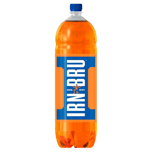 Barr Irn Bru (PM) 6*2L [Regular Stock], Drinks, Barr's, [variant_title],HP Imports British Wholesale Distribution