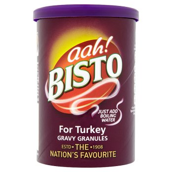 Bisto Turkey Gravy Granules 12x170g [Regular Stock], Bisto, Cooking Aids/Sauces/Mixes- HP Imports