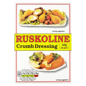 Ruskoline Crumb Dressing 8x400g [Regular Stock], Ruskoline, Cooking Aids/Sauces/Mixes- HP Imports