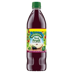 Robinsons Apple & Blackcurrant Squash No Added Sugar (PM) 12x900ml [Regular Stock], Robinsons, Drinks- HP Imports