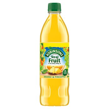 Robinsons Orange & Pineapple Squash No Added Sugar (PM) 12x900ml [Regular Stock], Robinsons, Drinks- HP Imports