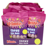 Vimto Chewy Bon Bons (PM) 12*165g [Regular Stock], Bagged Candy, Vimto, [variant_title],HP Imports British Wholesale Distribution