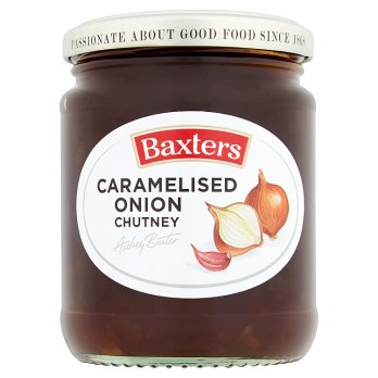 Baxters Caramelized Onion Chutney 6x290g [Pre-Order Stock] {BEST BEFORE DATE: 2021-11-30}, Baxters, Table Sauces- HP Imports