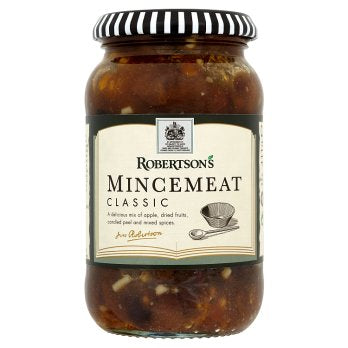 Robertson's Mincemeat Classic 411g x 6 [Regular Stock], Robertson's, Baking- HP Imports