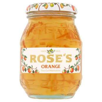 Roses Orange Fine Cut Marmalade 6x454gm [Regular Stock], Rose's, Jams/Marmalade/Spread- HP Imports