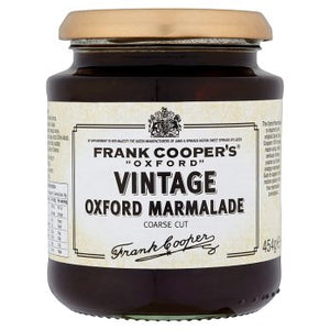 Frank Cooper's Vintage Oxford Marmalade Coarse Cut 6x454g [Regular Stock], Frank Coopers, Jams/Marmalade/Spread- HP Imports