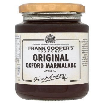 Fank Coopers Original Coarse Cut Oxford Marmalade 6x454g [Regular Stock], Frank Coopers, Jams/Marmalade/Spread- HP Imports