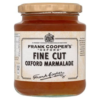 Frank Cooper's Oxford Fine Cut Marmalade 6x454g [Regular Stock], Frank Coopers, Jams/Marmalade/Spread- HP Imports