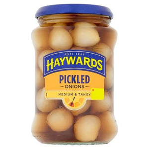 Hayward's Medium & Tangy Pickled Onions (PM) 6x400g [Regular Stock]