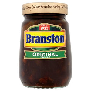 Branston Original Pickle 6x360g [Pre-Order Stock] {BEST BEFORE DATE: 2021-10-31}, Branston, Table Sauces- HP Imports