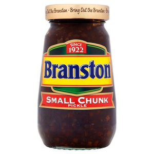 Branston Small Chunk Pickle 6x520g [Regular Stock], Branston, Table Sauces- HP Imports