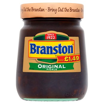 Branston Original Pickle (PM) 6x280g [Regular Stock], Branston, Table Sauces- HP Imports