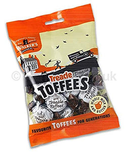 Walker's Treacle Toffee Bag 12x150g [Regular Stock], Walkers, Bagged Candy- HP Imports