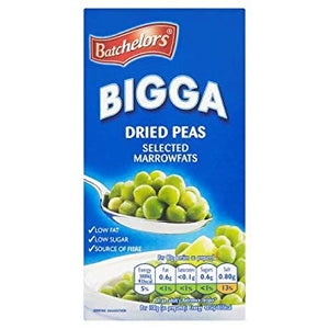 Batchelors Bigga Dried Peas Box 24x250g [Regular Stock], Batchelors, Vegetables- HP Imports
