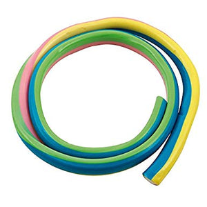 Vidal Giant Rainbow Cables 6kg [Regular Stock], Vidal, Bulk Candy- HP Imports