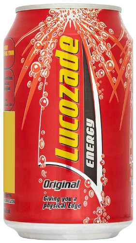 Lucozade Original Energy Cans 24*330ml [Regular Stock], Pop Cans, Lucozade, [variant_title],HP Imports British Wholesale Distribution