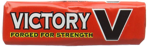 Victory V Traditional Lozenge Stick 24x36g [Regular Stock], Victory, Bagged Candy- HP Imports