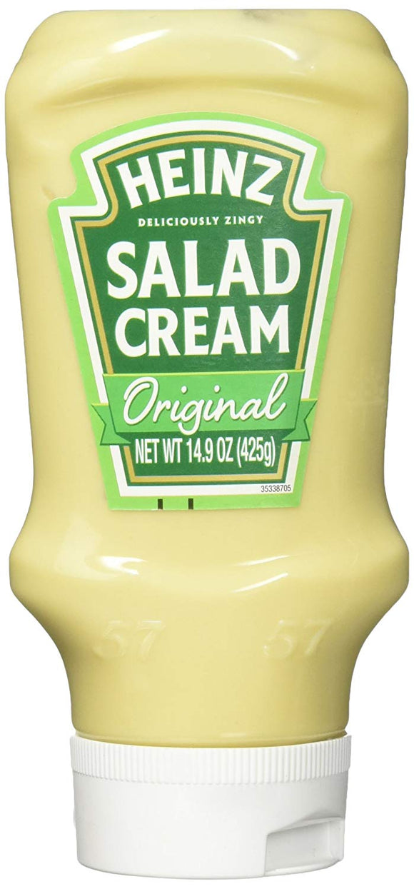 Heinz Salad Cream 10x425g [Regular Stock], Heinz, Table Sauces- HP Imports