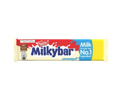 Nestle Milkybar White Chocolate Medium 40x25g [Regular Stock], Nestle, Chocolate Bar/Bag- HP Imports