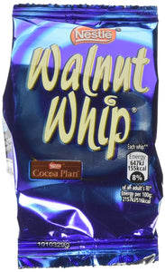 Nestle Walnut Whip Vanilla 36x30g [Regular Stock], Nestle, Chocolate Bar/Bag- HP Imports