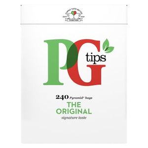PG Tips Teabags 4x240's [Regular Stock], PG Tips, Drinks- HP Imports