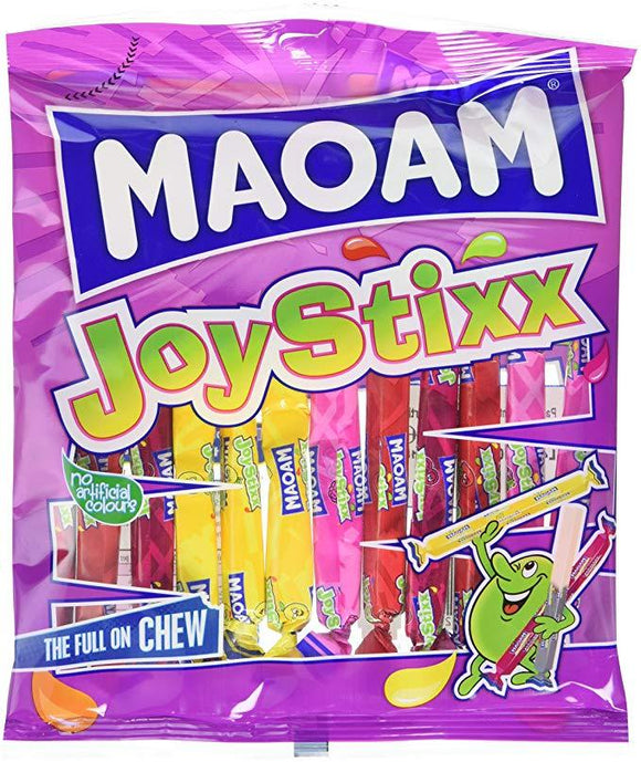 Haribo Maoam Joystixx Bag 12x140g [Pre-Order Stock], Haribo, Bagged Candy- HP Imports