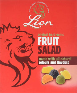 Lion Fruit Salad Gums 2kg [Regular Stock], Lion, Bulk Candy- HP Imports