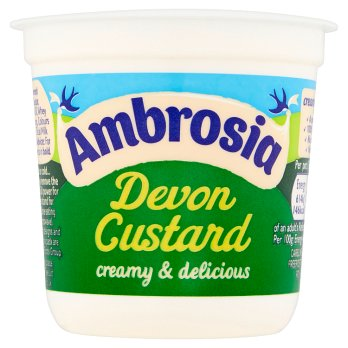 Ambrosia Devon Custard Pot 12x150g [Regular Stock]