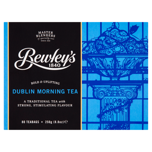 Bewley's Tea - Dublin Morning Tea 6x80's [Regular Stock]