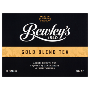 Bewley's Tea Gold 6x80s [Regular Stock], Bewley's, Drinks- HP Imports