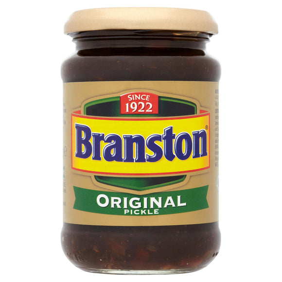 Branston Original Pickle Jar 12x310g [Regular Stock], Branston, Table Sauces- HP Imports
