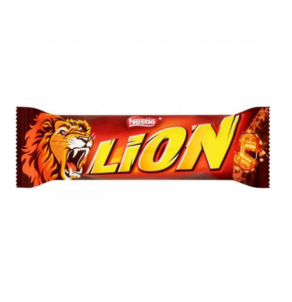Nestle Lion Milk Chocolate Bar 36x50g [Regular Stock]