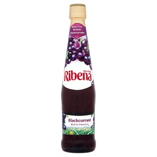 Ribena Blackcurrant Cordial (PM) 6*600ml [Regular Stock], Drinks, Ribena, [variant_title],HP Imports British Wholesale Distribution