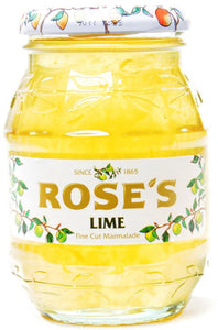 Roses Lime Fine Cut Marmalade 6x454g [Regular Stock], Rose's, Jams/Marmalade/Spread- HP Imports