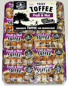 Walkers Andy Pack Fruit & Nut Toffee 10*100g [Regular Stock], Bagged Candy, Walkers, [variant_title],HP Imports British Wholesale Distribution