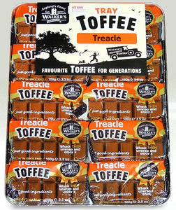 Walkers Andy Pack Treacle Toffee 10*100g [Regular Stock], Bagged Candy, Walkers, [variant_title],HP Imports British Wholesale Distribution