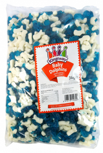 Kingsway Baby Dolphins 3kg [Regular Stock], Kingsway, Bulk Candy- HP Imports