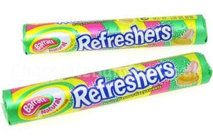 Barratt Refreshers 48x34g [Regular Stock], Barratt, Bagged Candy- HP Imports