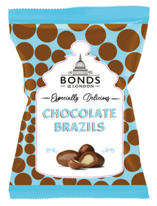 Bonds Chocolate Brazils Share Bags 12x150g [Pre-Order Stock], Bonds, Bagged Candy- HP Imports