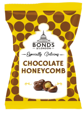Bonds Chocolate Honeycomb Share Bags 12x150g [Pre-Order Stock], Bonds, Bagged Candy- HP Imports