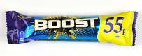 Cadbury Boost Bar (PM) 48x48.5g [Regular Stock], Cadbury, Chocolate Bar/Bag- HP Imports