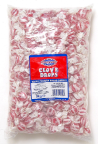 Kingsway Clove Drops 3kg [Regular Stock]