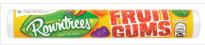 Rowntree's Fruit Gums Rolls 36x48g [Regular Stock], Rowntree's, Bagged Candy- HP Imports