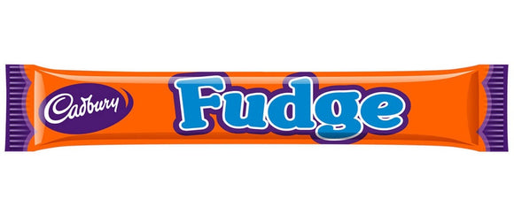 Cadbury Fudge Bar (PM) 60x25.5g [Regular Stock], Cadbury, Chocolate Bar/Bag- HP Imports